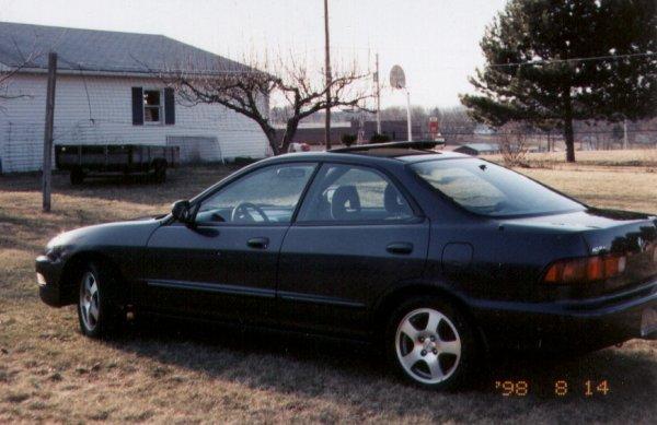 Acura Integra Gsr 95. Acura Integra